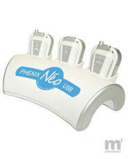Dispositivo PHENIX móvil sin cables para la electroestimulación y biofeedback