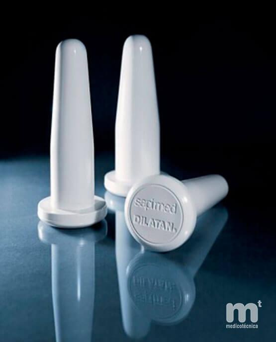 Dilatador anal Dilatan en tres tamaños