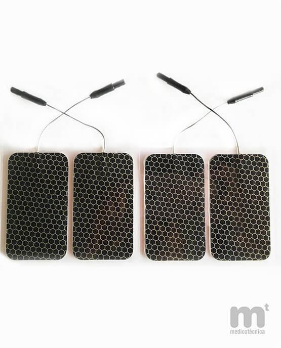 Electrodos adhesivos de 90x50