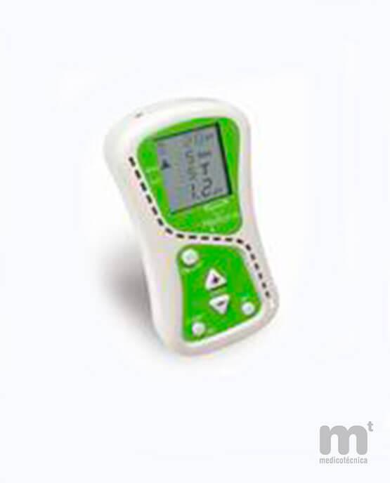 Dispositivo de biofeedback por EMG de un solo canal