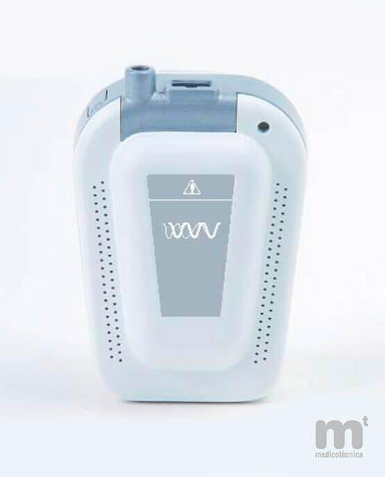 Dispositivo POD Interferencial con corrientes interferenciales