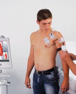 Phenix Liberty electroestimulación y Biofeedback