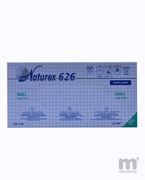 Guantes de nitrilo talla S