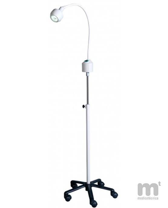 Lámpara de reconocimiento médico.