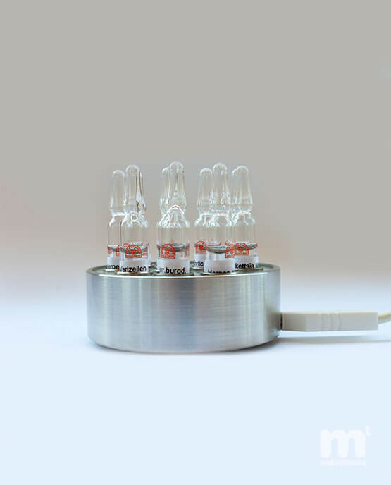 Cubeta de nosodes homeopatía